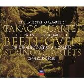 タカーチ弦楽四重奏団/Beethoven: The Late String Quartets / Takacs Quartet [4708492]