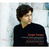 セルジオ・ティエンポ/Liszt: Totentanz S.126, 3 Petrarch Sonnets; Tchaikovsky: Piano Concerto No.1 [541470610382]
