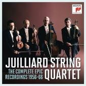 Juilliard String Quartet - The Complete EPIC Recordings 1956-66<完全生産限定盤>
