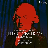 C.P.E. Bach: Cello Concerto; Symphonies
