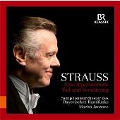 R.Strauss: Eine Alpensinfonie, Tod und Verklarung