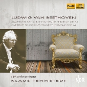 """Beethoven: Symphony No.3 """"Eroica"""" Op.55, Overture to Collin's Tragedy Coriolan Op.62"""