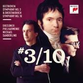 Beethoven: Symphony No.3; Shostakovich: Symphony No.10