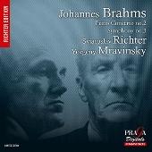 ブラームス: ピアノ協奏曲第2番、交響曲第3番<限定盤>