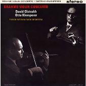 ブラームス: ヴァイオリン協奏曲(1960年録音)、ベートーヴェン: 三重協奏曲(1958年録音)<タワーレコード限定>