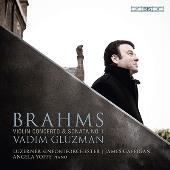 Brahms: Violin Concerto & Violin Sonata No.1
