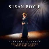 スーザン・ボイル/Standing Ovation - The Greatest Songs from the Stage [88725435722]
