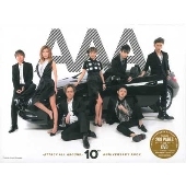 AAA -ATTACK ALL AROUND- 10th ANNIVERSARY BOOK [BOOK+DVD]