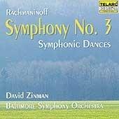 ボルティモア交響楽団/Sergei Rachmaninoff: Symphony No.3, Op.44/Symphonic Dances, Op.45 [CD80331]