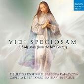 Vidi Speciosam - A LadyMass from the 16th Century