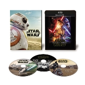 スター・ウォーズ/フォースの覚醒 MovieNEX [2Blu-ray Disc+DVD]<初回限定版>