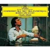 クラウディオ・アバド/チャイコフスキー: 交響曲第4番, 第5番, 第6番「悲愴」, 他 [PROC-1137]