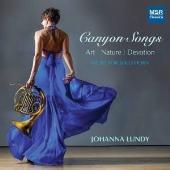 「峡谷の歌/芸術・自然・献身」 ~ホルン独奏のための音楽