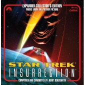 Jerry Goldsmith/Star Trek: Insurrection: Expanded Edition [GNPD8082]