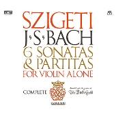 J.S.Bach: 6 Sonatas & Partitas for Violin Alone (Complete) [XRCD]