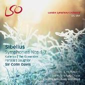 Sibelius: Symphonies No.1-7, etc [Blu-ray Audio+5SACD Hybrid]