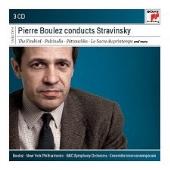 Pierre Boulez Conducts Stravinsky<完全生産限定盤>
