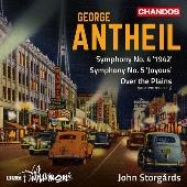Antheil: Orchestral Works Vol.1