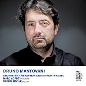 マントヴァーニ: 交響曲第1番&「アブストラクト」