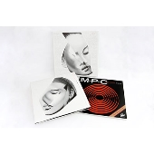 """M-P-C """"Mentality, Physicality, Computer"""" [CD+Blu-ray Disc+レコーディングダイアリーBOOK]<初回限定盤>"""
