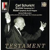 """Mozart: Symphony No.38 """"Prague""""; Bruckner: Symphony No.7"""