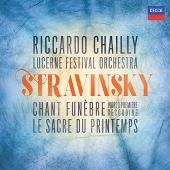 Stravinsky: Chant Funebre, Le Sacre de Printemps