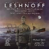 ジョナサン・レシュノフ: ピアノ協奏曲、交響曲第3番