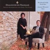 バーナード・スカリー/Dialogues en Francais - French Masterpieces for Horn and Piano [TROY1321]