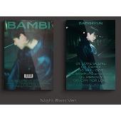 Bambi: 3rd Mini Album (Photo Book Ver.) (Night Rain Ver.)