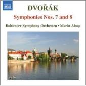 ボルティモア交響楽団/Dvorak: Symphonies No.7, No.8 [8572112]