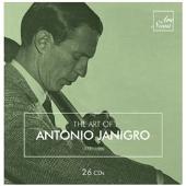 アントニオ・ヤニグロの芸術