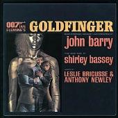 John Barry/Goldfinger (OST)[Remaster] [80891]