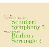 シューベルト: 交響曲第5番、ブラームス: セレナード第2番