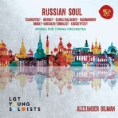 Russian Soul - Works for String Orchestra