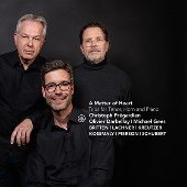 A Matter of Heart - Trios for Tenor, Horn and Piano