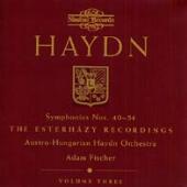 アダム・フィッシャー/Haydn: Symphonies Vol 3, no 40-54 / Fischer, Haydn Orchestra [NI5530]