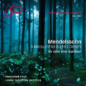 Mendelssohn: A Midsummer Night's Dream [SACD Hybrid+Blu-ray Audio]