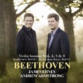 ベートーヴェン: ヴァイオリン・ソナタ第4番、第5番&第8番