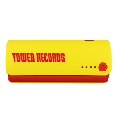 TOWER RECORDS モバイルバッテリー 4400mAh