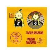 はっさくん × TOWER RECORDS ステッカー