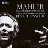クラウス・テンシュテット/Mahler: Complete Symphonies [CZS0944932]
