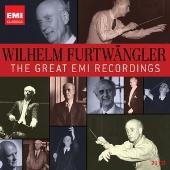 ヴィルヘルム・フルトヴェングラー/Wilhelm Furtwangler - The Great EMI Recordings [CZS9078782]