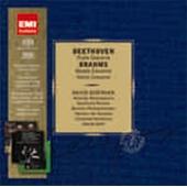 ヘルベルト・フォン・カラヤン/Beethoven: Triple Concerto Op.56; Brahms: Violin Concerto Op.77, etc [CDS9559782]