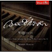 マーティン・ロスコー/Beethoven: Piano Sonatas Vol.2 (New Barry Cooper Edition) [DXL1162]