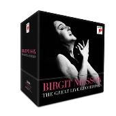 Birgit Nilsson - TheGreat Live Recordings<完全生産限定盤>