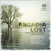 マーク・ウィッグレスワース/Arcadia Lost - Vaughan Williams, Britten [MR301131]