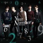 Your Number [CD+DVD]<初回生産限定盤>