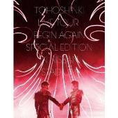 東方神起 LIVE TOUR ~Begin Again~ Special Edition in NISSAN STADIUM [2Blu-ray Disc+写真集+スマプラ付]<初回生産限定盤>