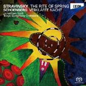 ストラヴィンスキー:バレエ音楽「春の祭典」 シェーンベルク:浄められた夜