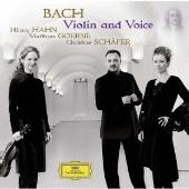 J.S.バッハ:ヴァイオリン・アンド・ヴォイス<生産限定盤>